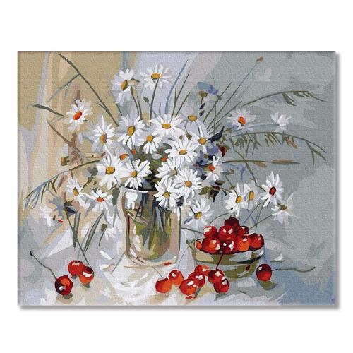 PC4050330 Painting by numbers - Summer bouquet