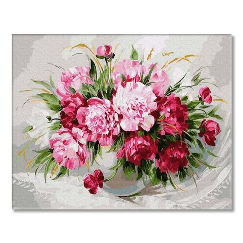 PC4050723 Painting by numbers - Colourful bouquet