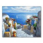 PC4050225 Painting by numbers - Stairs to the sea