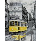 M AZ-1689 Diamond painting kit - Lisbon