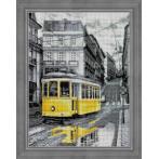 M AZ-1689 Diamond painting kit - Lisbon
