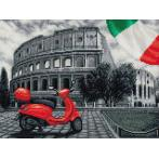 M AZ-1762 Diamond painting kit - Colosseum