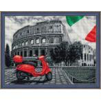 M AZ-1762 Diamond painting kit - Colosseum
