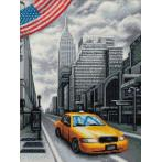 M AZ-1763 Diamond painting kit - New York