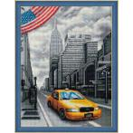 M AZ-1763 Diamond painting kit - New York