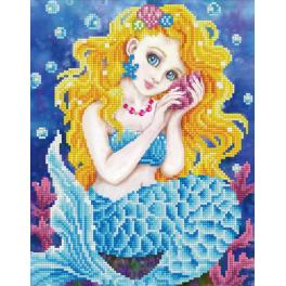 DD5.074 Diamond painting kit - Sounds of the sea