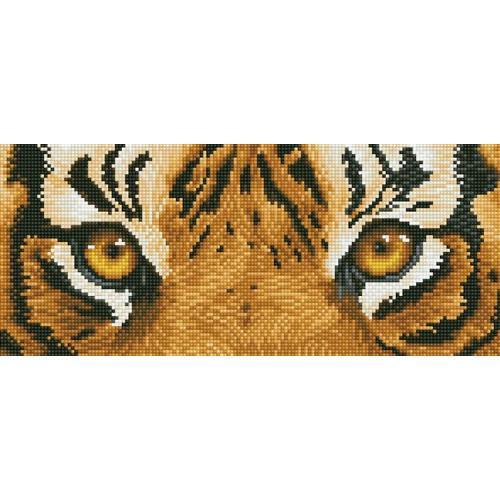 DD5.041 Diamond painting kit - Tiger spy