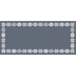 GU 10654 Cross stitch pattern - Norwegian table runner