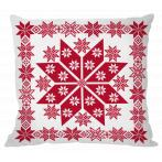 W 10653 ONLINE pattern pdf - Norwegian pillow