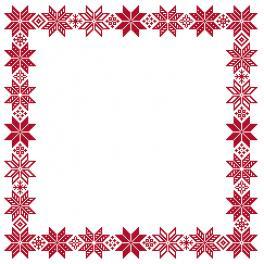 W 10652 Pattern ONLINE pdf - Norvegian napkin