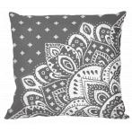 W 10623-02 ONLINE pattern pdf - Pillow with a rosette II