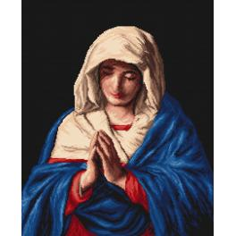 K 746 Tapestry canvas - Madonna