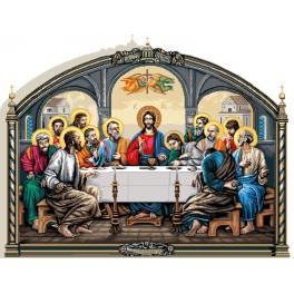 GC 7282 Cross stitch pattern - The Last Supper