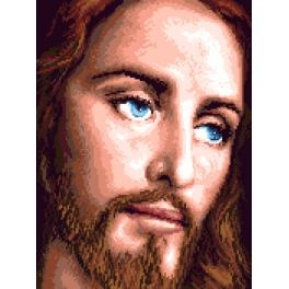 GC 7319 Cross stitch pattern - Jezus