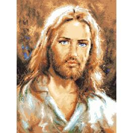 GC 7311 Cross stitch pattern - Jesus Christ
