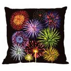 W 10659-01 ONLINE pattern pdf - Pillow - Magic of fireworks