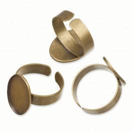 Ring base bronze