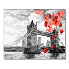 WD C037 Painting by numbers - Tower Bridge