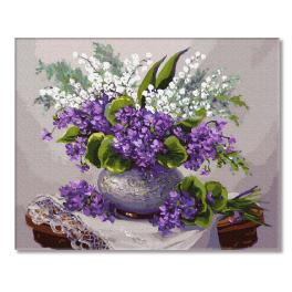 PC4050541 Painting by numbers - Fragrances of spring