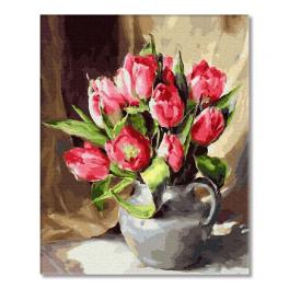 PC4050653 Painting by numbers - Spring freshness