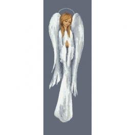Z 10429 Cross stitch kit - Caring angel