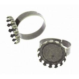 Ring base bronze 14mm