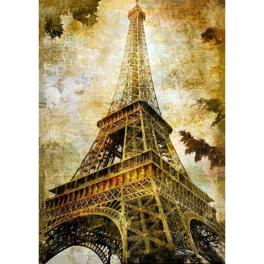 ZTDE 5860 Diamond painting kit - Paris