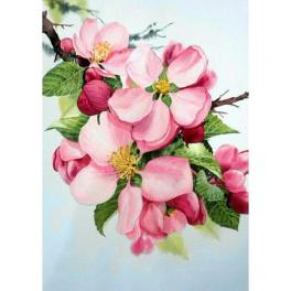 ZTDE 7092 Diamond painting kit - Apple blossom