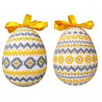 W 10668 Pattern ONLINE pdf - Easter eggs with patterns