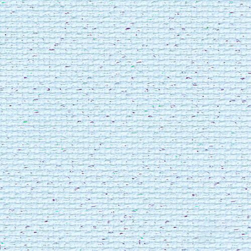 964-54-3542-5169 Metallic AIDA 54/10cm (14 ct) blue - sheet 35 x 42 cm