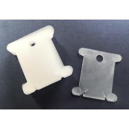 AC 6993 Floss bobbins (plastic) 50 pcs
