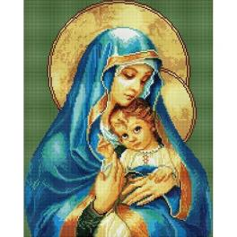 PD4050111 Diamond painting kit - Mother of God