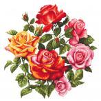 W 10674 ONLINE pattern pdf - Roses II