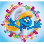 VPN-0185220 Diamond painting kit - The Smurfs - Smurfette
