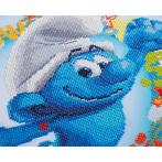 VPN-0185219 Diamond painting kit - The Smurfs - Hefty