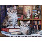 MER K-191 Cross stitch kit - Romeo and Juliet