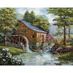 MER K-166 Cross stitch kit - Song of summer