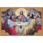 M AZ-5036 Diamond painting kit - The last supper