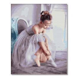 GX33063 Painting by numbers - Little ballerina