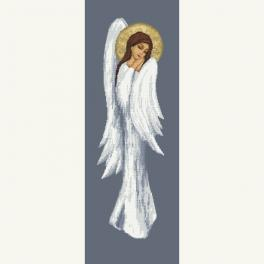 Z 10465 Cross stitch kit - Dreaming angel