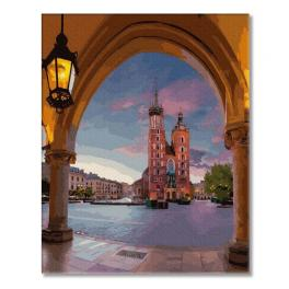 PC4050641 Painting by numbers - Cracow