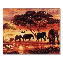 PC4050802 Painting by numbers - Spirit of Africa