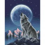 WD2348 Diamond painting kit - Moon guardian
